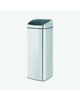 Touch Bin 25 liter - Brilliant Steel