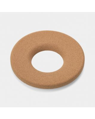 Laundry Bin Lid, 35 litre, Cork - Brown
