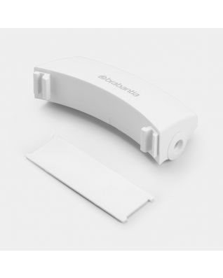 Hinge Set for Pedal Bin, 5 litre - White