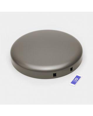Deksel pedaalemmer newIcon, 20 liter - Platinum