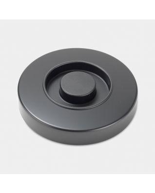 Lid for Biscuit Barrel - Black