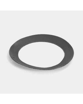 Joint silicone pour bocal en verre empilable - Black