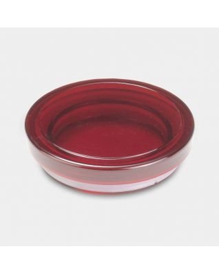 Lid for Canister for Coffee Pods, New Model - Red