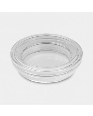 Lid for Canister for Coffee Pods, New Model - Transparent