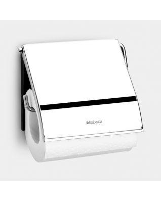 Porte-rouleau de papier hygiénique Classic - Brilliant Steel