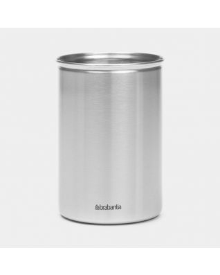 Canister for Coffee Capsule Dispenser - Matt Steel