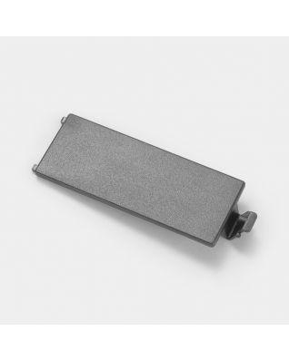 Battery Cap for Scales - Matt Black