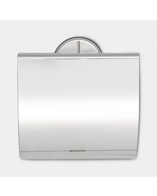 Porte-rouleau de papier hygiénique Profile - Brilliant Steel