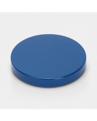 Deksel pedaalemmer, diameter 25 cm - Vintage Blue