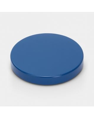 Tapa para cubo de pedal, diámetro 25 cm - Vintage Blue