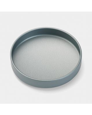 Metal Lid Canister, Low - Mint