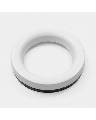 Cerchio coperchio Big Bin, 60 litri - White