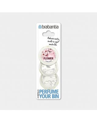Perfume Your Bin Refills, 3 Capsules, Flower