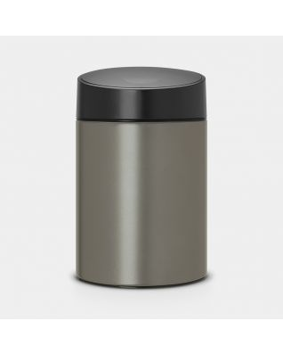 Slide Bin, 5 litre Platinum