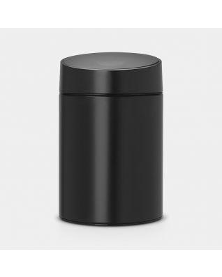 Slide Bin, 5 litres Black