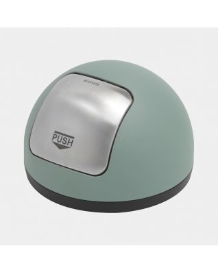Couvercle Push Bin 60 litres - Mineral Mint