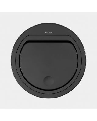 Coperchio ricambio Touch Bin, 30 litri or 20 litri, flat - Matt Black