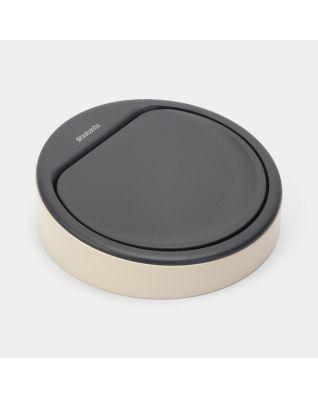 Deckeleinheit Touch Bin New, 30 Liter oder 20 Liter - Almond