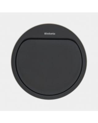Lid Touch Bin New, 30 litre or 20 litre - Metallic Mint