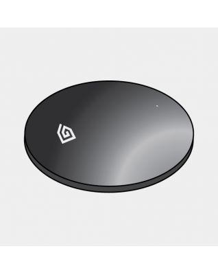 Cap for Toilet Holder Handle - Black