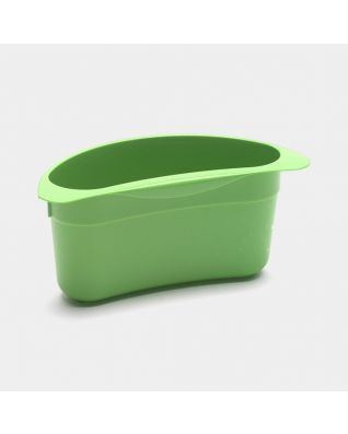 Food Trap Pedal Bin 20 litre, only for Plastic Inner Bucket - Green