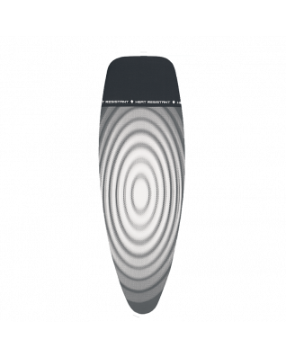 Strijkplankhoes D 135 x 45 cm, bovenlaag - Titan Oval