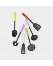 Küchenhelfer-Set Non-stick - Tast Colours Mixed
