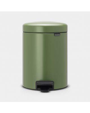Cubo pedal newIcon 5 litros - Moss Green