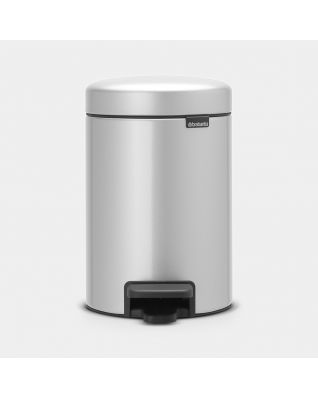 Pedal Bin newIcon 3 litre - Metallic Grey