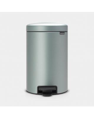 Pedal Bin newIcon 12 litre - Metallic Mint