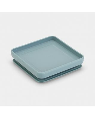 Lid Square Canister - Tasty Colours Mint