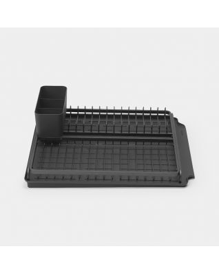 Dish Drying Rack Dark Grey