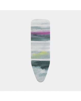 Ironing Board Cover A 110 x 30 cm, Complete Set - Morning Breeze