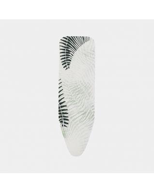 Copriasse da Stiro B 124 x 38 cm, Strato Superiore - Fern Shades