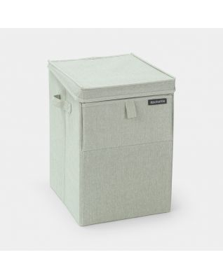Stackable Laundry Box 35 litre - Green