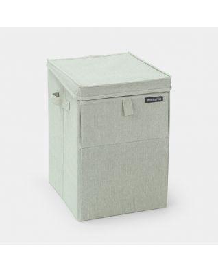 Caja apilable de colada 35 litros - Green