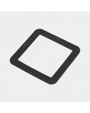 Anello silicone Square Canister - Dark Grey