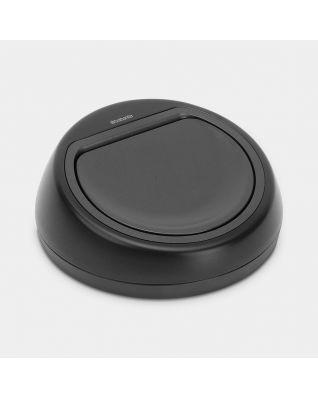 Deckeleinheit Touch Bin, 60 Liter - Mineral Moonlight Black