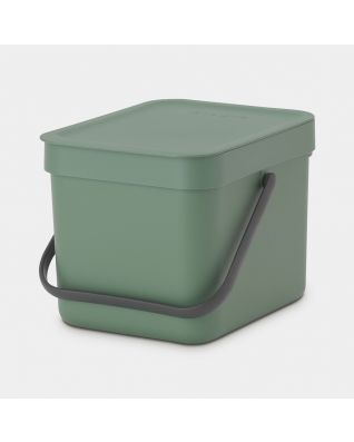 Cubo Sort & Go 6 litros - Fir Green