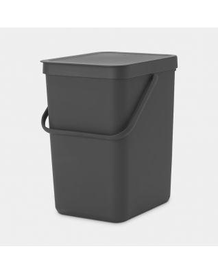 Cubo Sort & Go 25 litre - Grey