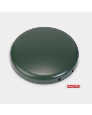 Tapa para cubo de pedal newIcon 20 litros - Pine Green