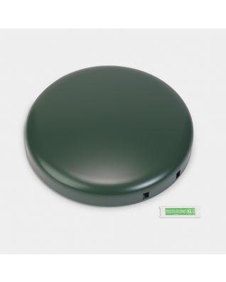 Couvercle poubelle à pédale newIcon, 30 litres - Pine Green