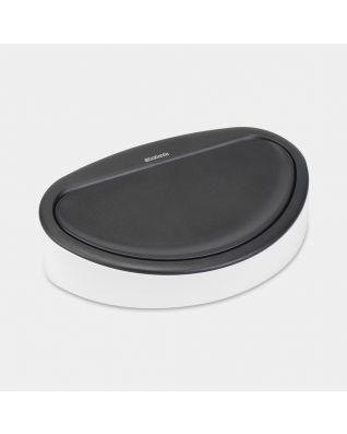 Lid Touch Bin New, 40 litre (2020) - White