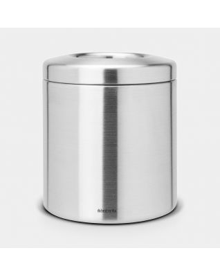 Table Bin 2.3 litre - Matt Steel