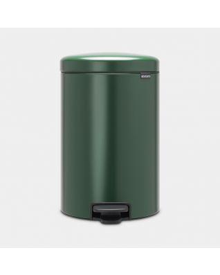 Pedal Bin newIcon 20 litre - Pine Green
