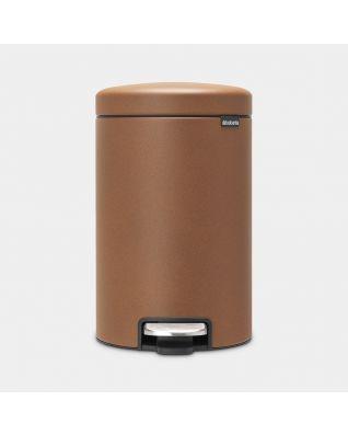 Pedal Bin newIcon 12 litre - Mineral Cinnamon