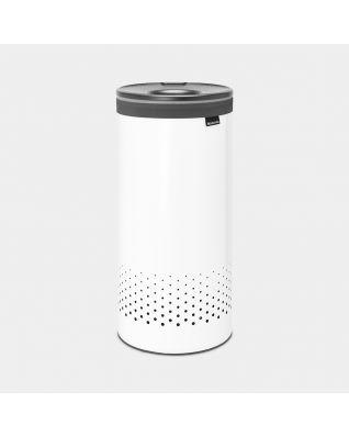 Laundry Bin 35 litre - White