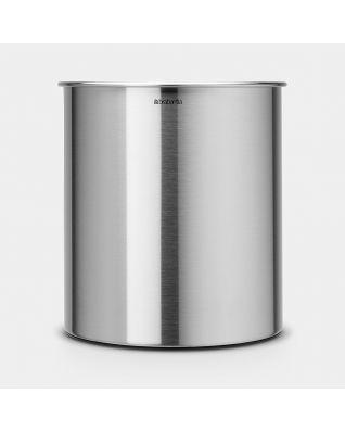 Cestino Carta 7 litri - Matt Steel