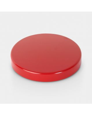 Lid for Pedal bin, 5 litre - Passion Red
