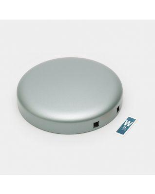 Couvercle poubelle à pédale newIcon, 5 litres - Metallic Mint